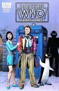 Doctor Who Classics V4 #1
