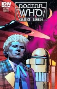 Doctor Who Classics V4 #3
