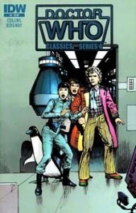 Doctor Who Classics V4 #5