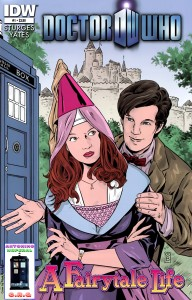 Doctor Who - A Fairytale Life 01