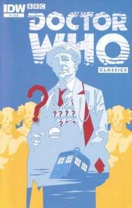 Doctor Who Classics V5 #1