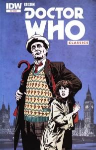 Doctor Who Classics V5 #5