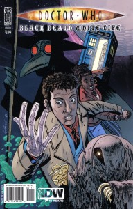 Doctor Who - Black Death White Life