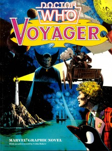 Doctor Who Voyager