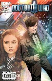 Doctor Who V2 001