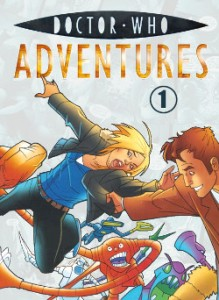 Doctor Who Adventures 01