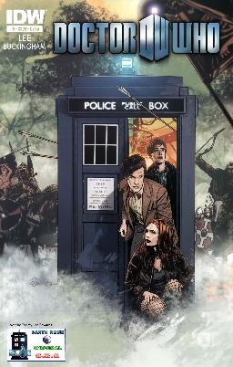 Doctor Who V2 005
