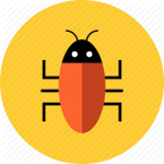 bug_virus_security_debug_detect_infect_software_protection_safety_antivirus_warning_computer_internet_trojan_infected_malware_alarm_threat_cyber_malicious_flat_design_icon-512