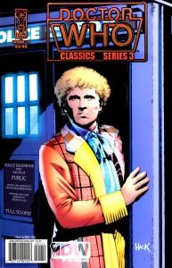 Doctor Who Classics V3 #01
