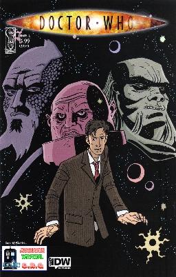 Doctor Who V1 004