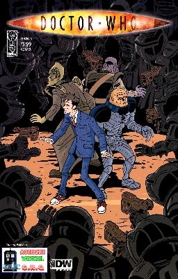 Doctor Who V1 005