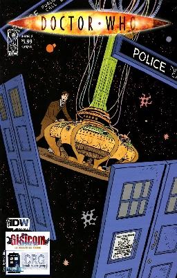 Doctor Who V1 008