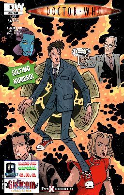 Doctor Who V1 016