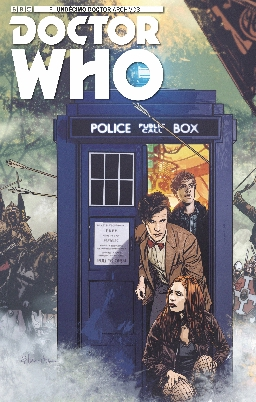 Doctor Who - 11 Doctor Archivos 05