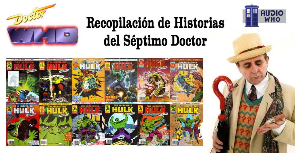 Dr Who - Hulk